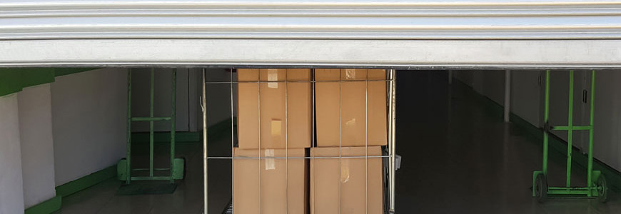 Business Storage | SecureSpace Self Storage