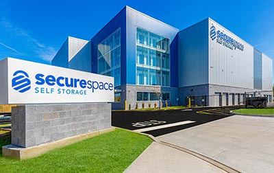 SecureSpace Climate Controlled Self Storage in Kearny, NJ.