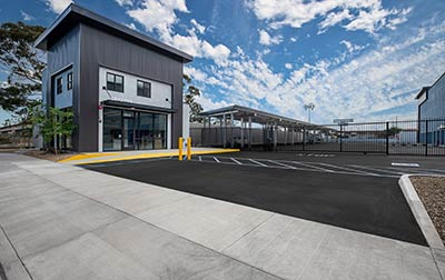 SecureSpace Climate Controlled Self Storage in Torrance, CA.